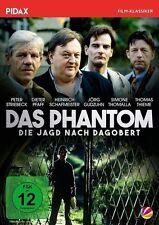 Das Phantom - Die Jagd nach Dagobert * DVD spektakulärer Kriminalfilm Pidax Neu