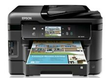 Epson WorkForce WF-3540 - Good Condition. Used. Color printer. Photo Printer.