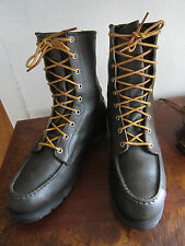 Vintage TED WILLIAMS Leather Hunting Boots - size Men's 11
