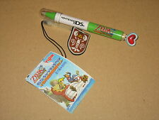 The Legends of zelda touch pen with cleaning pad DS Nintendo 2007 (Heart)