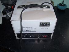 Servo Motor Control AC Automatic Voltage Regulator SVC 1500VA