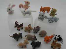 18 X animales! selva en mi bolsillo: Woodland Amigos! Animal Zoo Wild