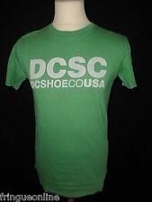 T.shirt vintage DC SHOES  Taille XS Vert à  -64%*