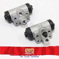 Brake Wheel Cylinder SET - Jimny 1.3 G13BB M13A (98-05)