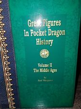 Pocket Dragon by Real Musgrave ~ Great Figures in Pocket Dragon History: Vol Ii