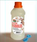 DOG Bacon Flavour Dog Bubbles - Large Bottle, 500ml