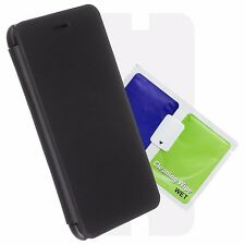 Pro-Tec Executive Slimline Folio Case Cover for iPhone 6/6S 4.7 Inch - Black