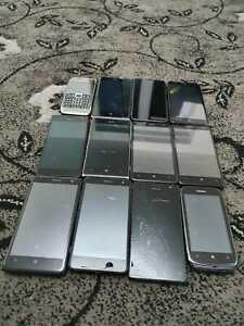 Job lot of 15 devices: Nokia Mix Joblot Bulk Faulty 033