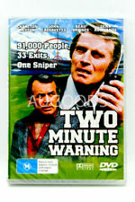 Two Minute Warning 1976 Charlton Heston DVD R4