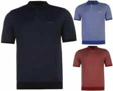 Acrylic Short Sleeve Solid T-Shirts for Men