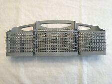 Frigidaire Dishwasher Silverware Basket Pn 154424001 154423901 Light Gray