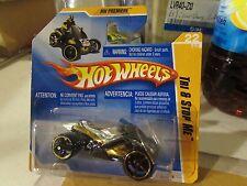 Hot Wheels Tri & Stop Me HW Premiere Short Card