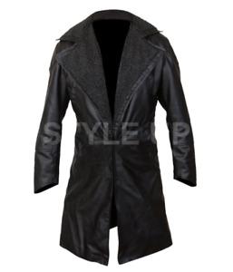 Blade Runner Stylish Ryan Gosling 2049 Officer K Classic Leather Trench Coat