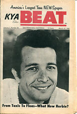 KYA Beat 1966 Teen Magazine Vol.1 No.34 Herb Alpert Rolling Stones Animals Cher