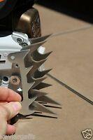 Heavy Duty PILTZ Chainsaw TWIN Felling Dog SET with BOLTS Stihl MS260 - MS391
