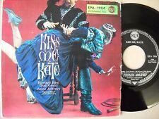 Henry Rene - Kiss Me, Kate - Jazz EP D RCA EPA 1984