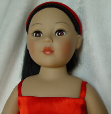 "Madame Alexander Asian doll 18"" Style # 50769"