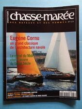 Chasse-Marée n° 173 2004 Drascombe Marie-Galante Eugène Cornu Canal du Midi