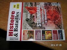 Histoire & Batailles n°6 Stalingrad crepuscule de la Wehrmacht Azincourt