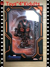 Hot Toys COSB 697 Cosbaby Avengers Endgame War Machine Neon Tech NEW