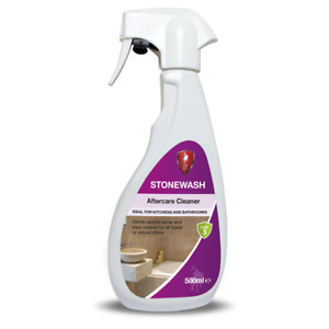 LTP Stonewash Maintenance Cleaner for all types of natural stone 500ml Spray