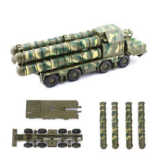 1:72 Russian SA-10 S-300 Grumble Missile Systems Model Kits 5P85D Missile Car
