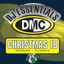 DMC DJ Essentials Christmas Vol 18 - Modern And Classic Xmas Cuts CD
