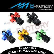 For Honda CBR600 F4i / F4 99 00 01 02 03 04 05-07 Billet Clutch Cable Adjuster