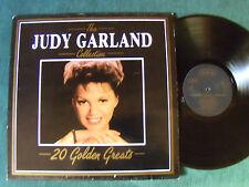 THE JUDY GARLAND COLLECTION - LP 1984 Italian pressing DEJA VU DVLP 2002 SIAE