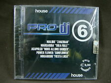 PRO DJ HOUSE 6 2003 BRAND NEW NUOVO SIGILLATO  CD