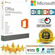 Microsoft®Office 2019 PRO PLUS 32/64 BIT LICENSE 🔐KEY