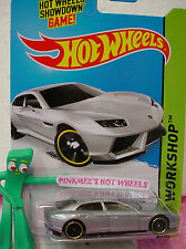 Case Q 2014 Hot Wheels LAMBORGHINI ESTOQUE #197 ☆met SILVER☆HW ALL STARS