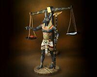 Resin Kit Model ägyptische Mädchen nackte Prinzessin von Ägypten Cleopatra 75mm