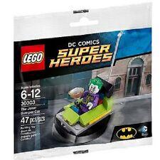 LEGO DC COMICS SUPER HEROES 30303 THE JOKER BUMPER CAR POLYBAG