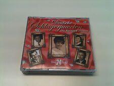 Deutsche Schlagerjuwelen - DIE RARITÄTEN 1950-1959 - 4 CD Box (Shop 24 Direct)