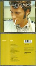 CD - JOHNNY HALLYDAY : BEST OF ANTHOLOGIE 1966 - 1969 / COMME NEUF - LIKE NEW