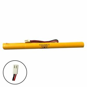 4.8v 800mAh Ni-CD Battery Pack Replacement for Emergency / Exit Light