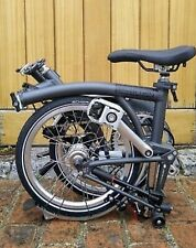 BRAND NEW BROMPTON M6L 6 Speed GRAPHITE. 2020