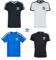 Adidas Originals California Black White Navy Blue T Shirts S M L XL XXL SALE