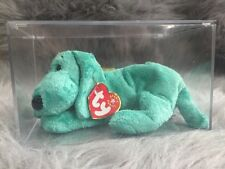 Ty Diddley the Dog Beanie Baby Retired Mint with Tag ERROR