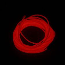 1-5M Flash Flexible Neon LED Light Glow EL Strip Tube Wire Rope Car Party LigIZ