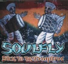 Soulfly(CD Single)Back To The Primitive-VG