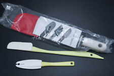 "New in Bag Tupperware 11"" Red/ White Silicone Spatula + Bonus 2 Spatulas!!"