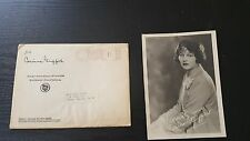 Corinne Griffith Movie Star Old Photo 1927