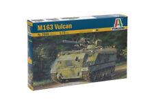 M163 Vulcan Tank 1:72 Plastic Model Kit 7066 ITALERI