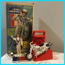 """EVEL KNIEVEL STUNT CYCLE 1ST 1B EDITION """"NO RESERVE"""""""