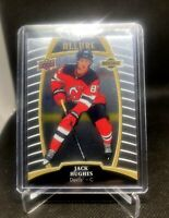2019-20 Upper Deck Allure ROOKIE Card #100 Jack Hughes New Jersey Devils RC