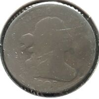 1803 Draped Bust Half Cent 1/2 Cent Circulated #2378