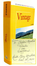 Vintage - Signed by Author Anita C. Kornfeld Hardcover 2007 with Dust Jacket