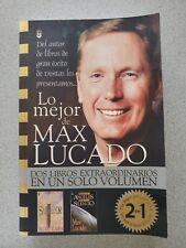 Max Lucado Espanol Con razon lo llaman Salvador